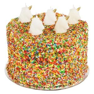 SunnyLIFE Party Supplies - SunnyLIFE Unicorn cake Candles